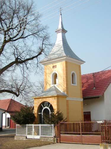 Kaplnka v Záblatí